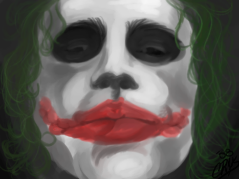 Why So Serious? by Taillone