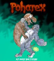 Poharex Issue 8 Cover by Poharex