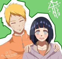 The Uzumaki Couple by Turtle-Scribbles