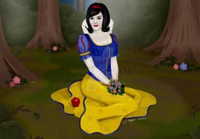 Disney Princess 2: Snow White by Fefe1414