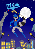Sly Cooper Digital by ValicatMB