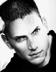 wentworth miller by Maggy-P