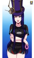 AHQ Caitlyn by Kyoffie12