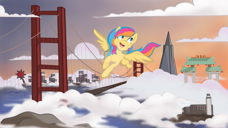 BABScon Commission for Waffles by ZombiesTaste