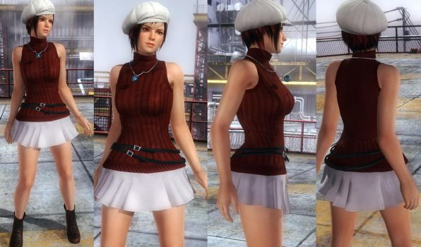 Mila Casual Miniskirt by funnybunny666