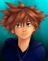 Sora by CakeFriendThrine