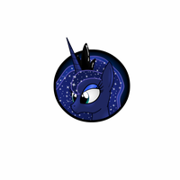 Princess Luna Icon 2 by Lakword