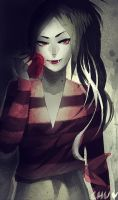 marceline: poison.apple by chuwenjie