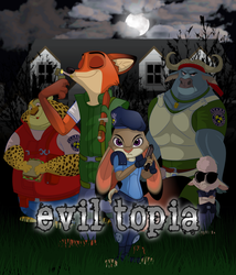 Evil Topia by Jeatz-Axl