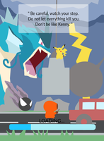 Don't be like Kenny [Pokemon GO Loading Screen] by Torivic