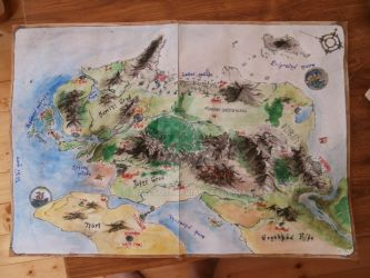 My Map by rawis007