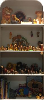 my lion king collection by pegfan