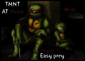 TMNT At Heart- CH1 Cover by DogmaticLoki