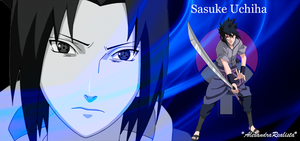 Sasuke Uchiha Wallpaper by XanaSakura