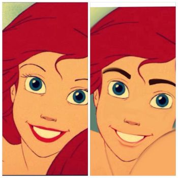 Ariel and Arien animated by BriarsandThorns