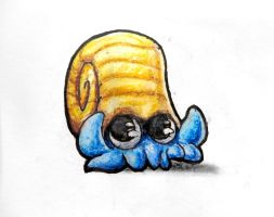 Prise the Cute Omanyte