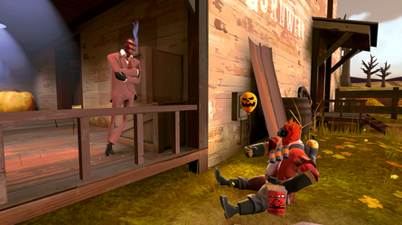 October Time [SFM] by ChillBolt