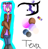 Teva :REF: by Bonnieart04