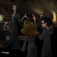 The Potions Master by dankershaw