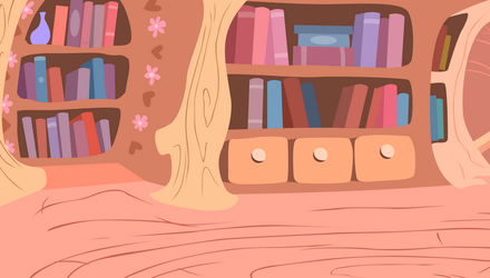 Background: Library 4 by EStories