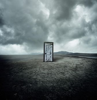 Door to Hell by Szafulski