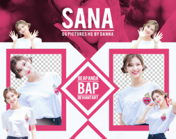 Pack Png 1204 // Sana (TWICE) by BEAPANDA