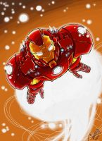 IRON MAN by guillo0