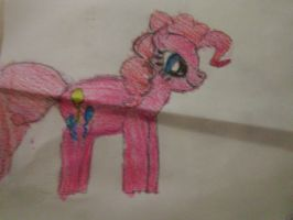 My Little Pony: Friendship Is Magic: Pinkie Pie by IrohSpinyfan