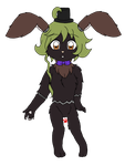 Rabbitronic Commish by AnimatronicClover