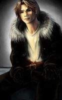 Squall Leonhart by Saresyn