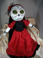 Day of the dead - Full body by dollmaker88
