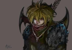 Cloud ff7 by IMAF1ST