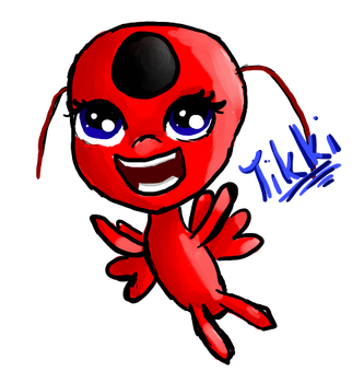 Tikki by TheLivingDictionary