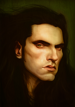 Peter Steele - Type O Negative by SamRAW08