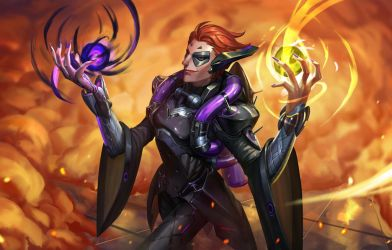 Moira by largee17