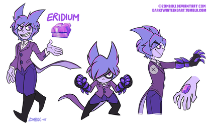 Gemsona - Eridium by ZombiDJ