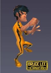 Bruce Lee the Legend by thiennh2