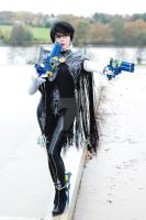 'Did you miss me?'  Bayonetta 2 by Sweet-Empathy