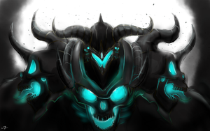 Dage The Evil by BenjaminHallows