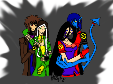 Xmen picture by sesshomarulover36