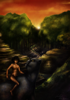 Jungle Book by BlackDragon-kin