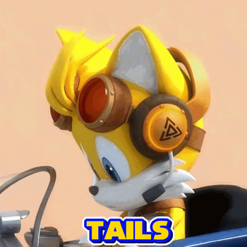 Tails, You Had One Job by BluexBlur