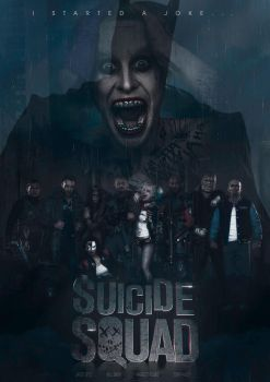 Suicide Squad Fan Made Poster by wildtimez