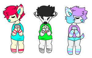 CHEAP ADOPTS [CLOSED] by CalamityVII