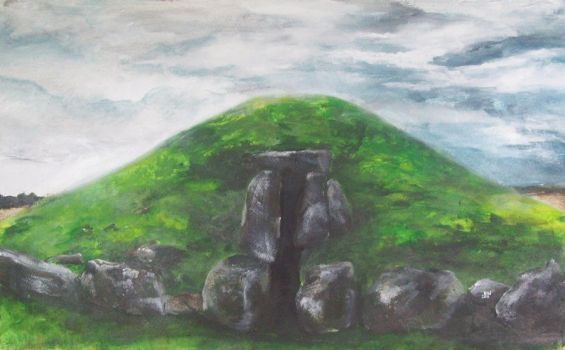 Bryn Celli Ddu - July 2011 by jebus139
