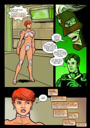 Centauri - Expanding the Team - page 1 by Kostmeyer