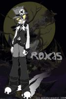 Halloween Town Roxas 2.0 by mell0w-m1nded