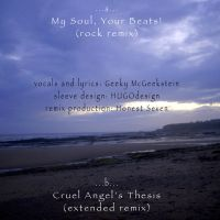 Geeky McGeekstein - My Soul/Cruel Angel back by The-H-Person