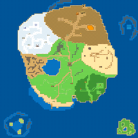 [PMD-UL Resources] Map of Primordia by MarioMinecraftMix