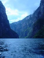 El Sumidero by supergordito